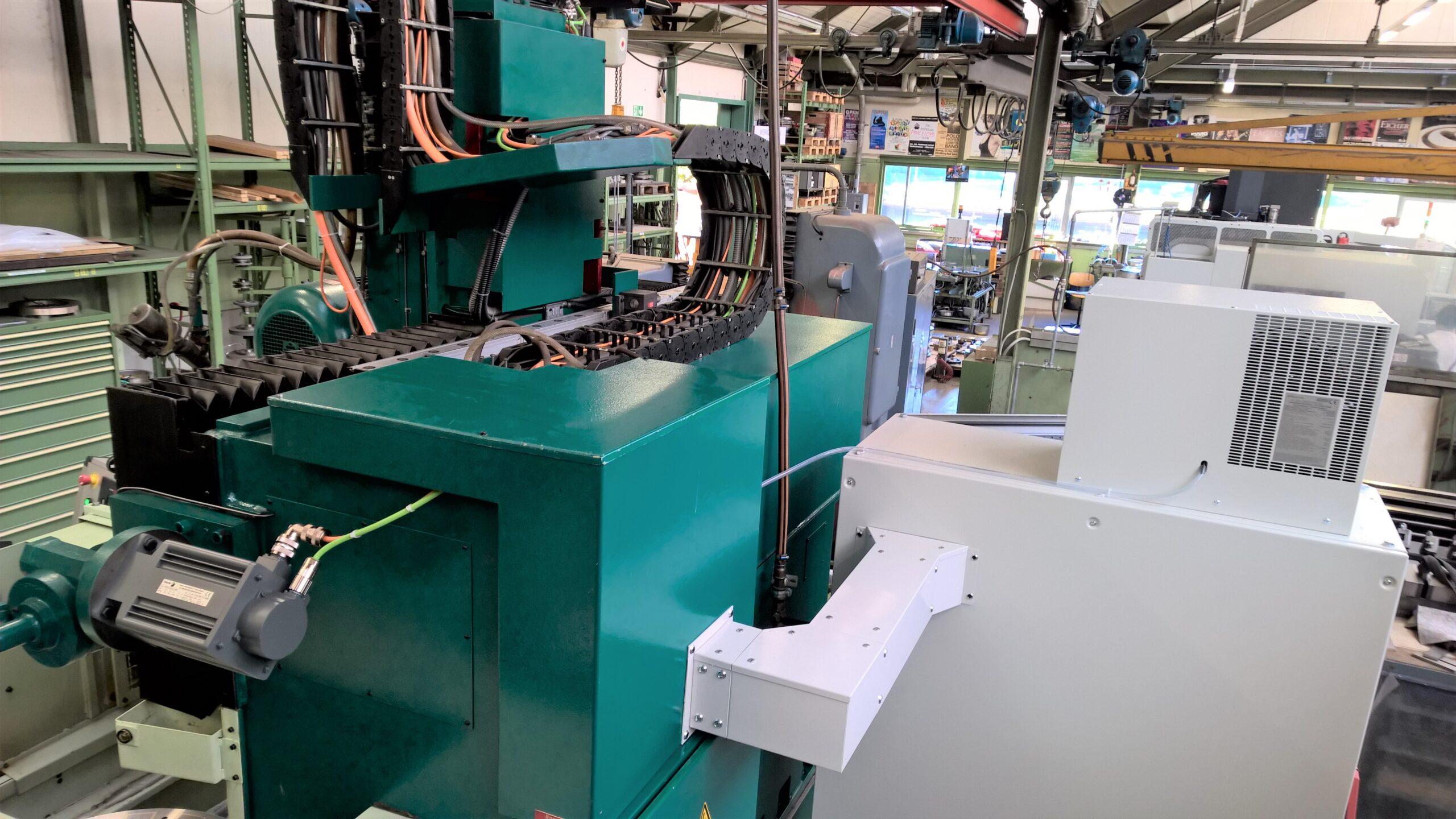 Reform RFSHU750 CNC